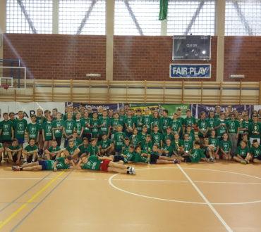 10 drużyn walczyło o Puchar Burmistrza Jarocina