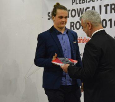 Maciej Żarczyński z wyróżnieniem